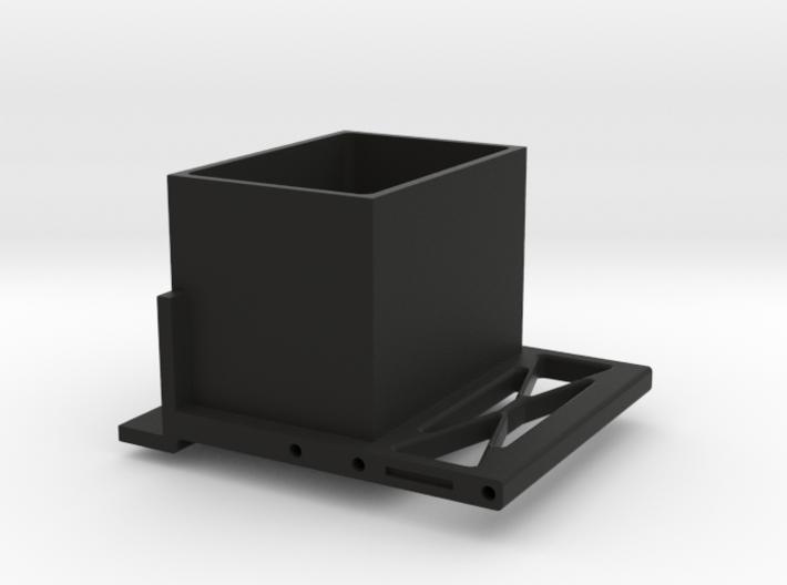 Jeep Tj Custom Kit - Receiver Box 3d printed