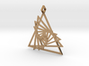 Triangle array 3d printed