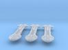 Rigellian (RPSA) Light Cruiser Datagroup 3d printed