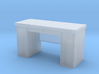 HO Scale Desk  3d printed