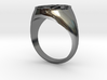 Misfit Ring Size 10 3d printed