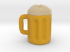 Countryballs Germany Beer mug 3d printed Countryballs Germany beer mug- Full Color Sandstone