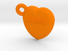 Second ligand heart ALMU 3d printed