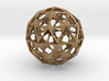 Star Sphere (Metal) 3d printed
