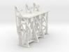 Classic milling machine table / 2014 12 04 Fraesti 3d printed