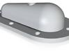 Teardrop Light Lens 3d printed