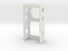 SX350 cradle that will center the display inside a 3d printed