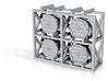 Cable Reel Storage 3d printed