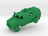 ATF DINGO2 Armored Car  3d printed