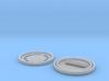Quick Connection mit Verriegelungsbolzen für Herpa 3d printed