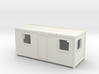 N Scale Site Office 3d printed