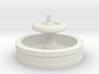 N Scale Fountain 3d printed