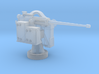 25mm Cannon kit x 1 - 1/144 3d printed
