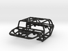 Scorpion 1/24th scale rock crawler chassis 3d printed