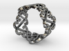 Filigree Ring Grow Test 1  3d printed