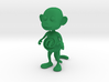 Tiny @Belly Monkey 3d printed