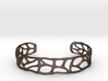 Bracelet abstract version #1 3d printed