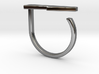 Adjustable ring. Basic model 13. 3d printed
