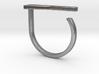 Adjustable ring. Basic model 15. 3d printed