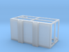 Manbasket 1/64 scale 3d printed