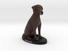 Custom Dog Figurine - Mabel 3d printed
