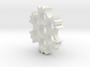 EDrum Rocket Trigger System (Adjuster Wheel) 3d printed