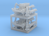 1/24 SPM-24-017 MSG SA4 Swing Arm x2 3d printed
