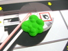 Chemical Spill Token No Base, Toxic or Poison 3d printed
