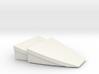 Ho Scale Platform End 50x50x15 Pair 3d printed
