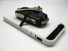 """Cariband case for iPhone 5/5s, """"holds stuff"""" 3d printed Cariband Holds Keys"""