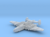Fighterbomber 3d printed