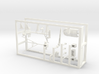 MV Anticosti, Details 1/2 (1:200, RC ship) 3d printed render in White Strong & Flexible