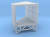 N Angular Dockshelter Right 3d printed