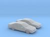1/160 2X 1991 Chevrolet Caprice Classic 3d printed