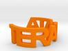 TERADATA Ring Size 7 3d printed