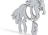 Cavallo 3d printed