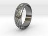 Sharon F. - Ring - US 9 - 19 mm inside diameter 3d printed Sharon F. - Ring - US 9