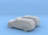 1/160 2X 2011 Dodge Durango 3d printed