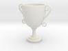 Mini trophy 3d printed