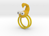 Scorpio Ring 3d printed