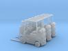 Yale Forklift (N - 1:160) 3X 3d printed