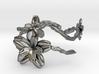 Flower Bracelet 3d printed