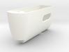 TRIDENT_Tail Fuselage_Servo Lid 3d printed