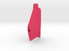 TRIDENT_Empennage-LH_Bottom 3d printed