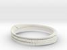Tooth ring(Japan 10,USA 5.5,Britain K)  3d printed