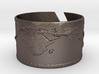 Round The World Bracelet 3d printed