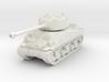 1/100 (15mm) M4 Sherman Firefly (F.O.W) Tank Five 3d printed