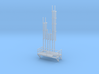 'N Scale' - Ladders For Bulkweigher 3d printed