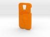 Galaxy S4 Splatoon Case (speaker to front) 3d printed