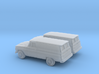 1/160  2X 1966 Chevrolet Panel Van 3d printed
